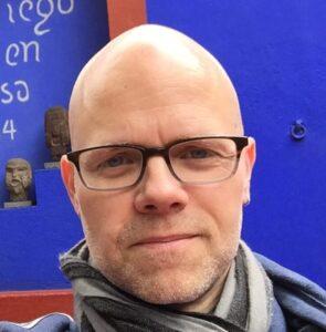 Photo of Pete Porter, PhD