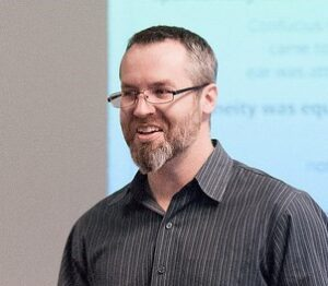 Photo of Christopher Kirby, PhD