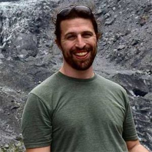 Photo of Stephen Tsikalas, PhD