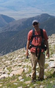 Photo of Chad Pritchard, PhD