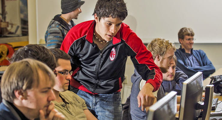 EWU collaborates with Microsoft to offer new degree