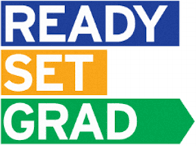 Ready, Set, Grad logo