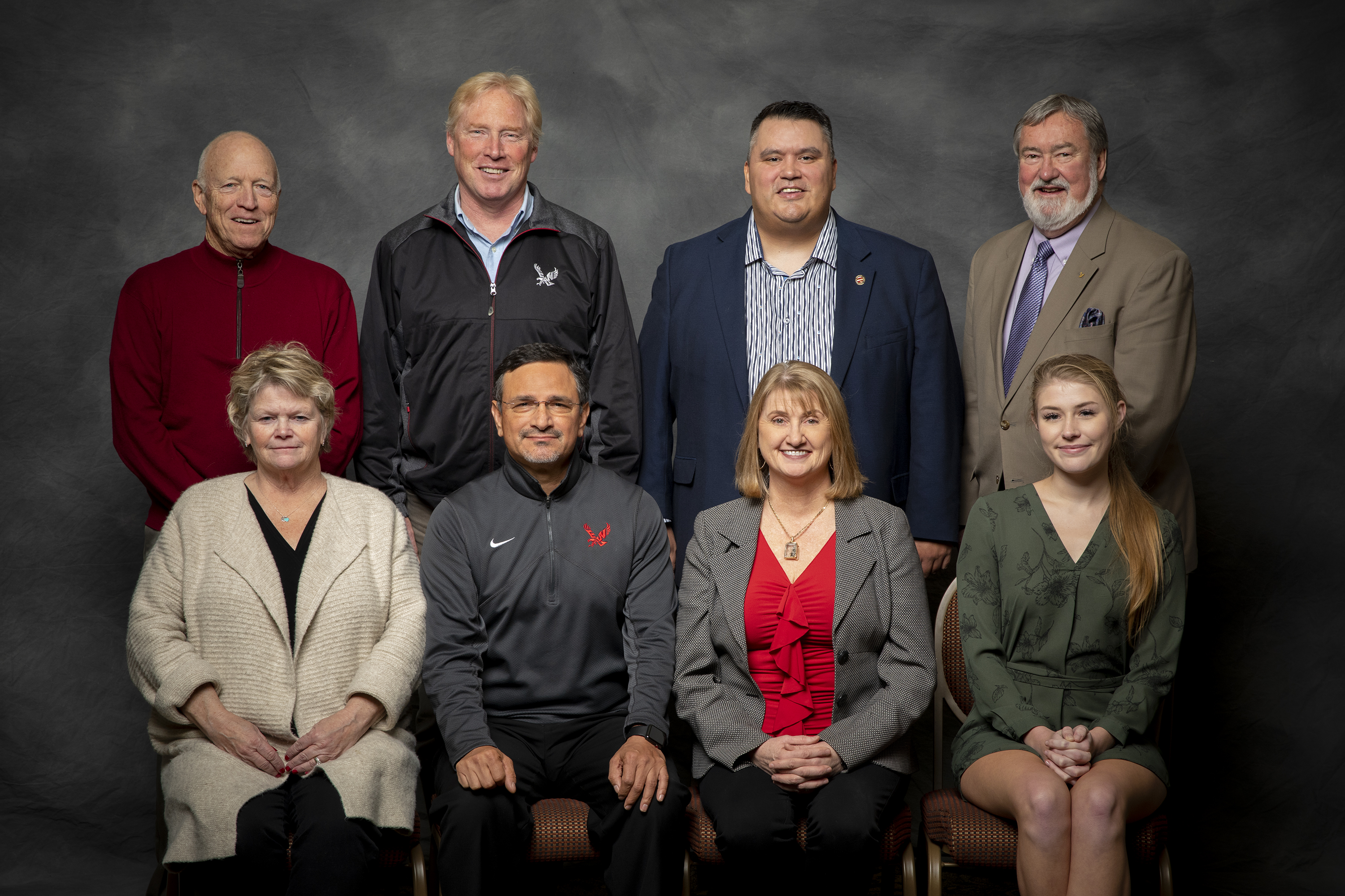 Group photo of the Board members