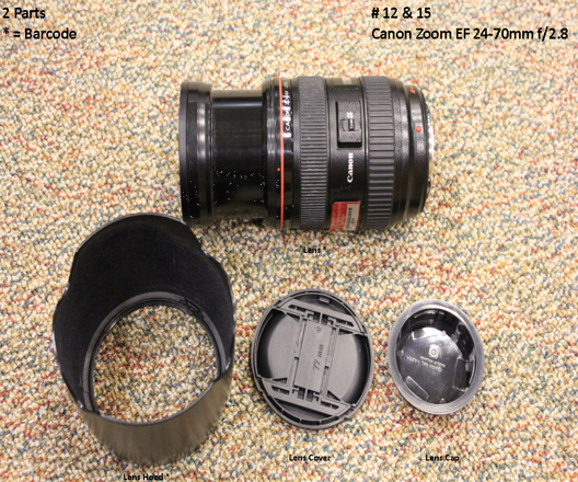 Canon Zoom EF 24-70mm f/2.8