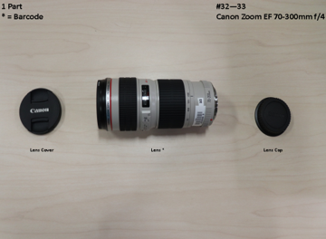 Canon Zoom EF 70-200mm f/2.8 and Canon Zoom EF 70-200mm f/4